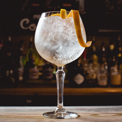 The Portobello Road Gin & Tonic