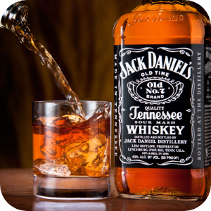 Jack Daniel's Drink and Food Pairing