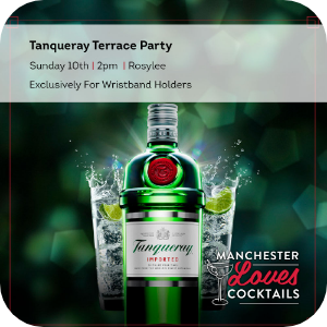 Tanqueray Terrace Party