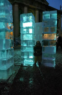 Cape Farewell - The Cold Library of Ice, David Buckland, 2004