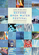 Click for the full Open Water Festival Programme