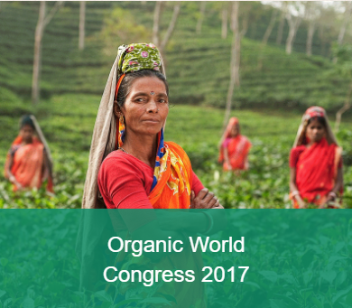 Getting ready for the Organic World Congress!
