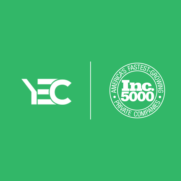 YEC Member Companies Recognized on Inc. 5000 List