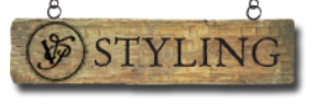 Styling sign