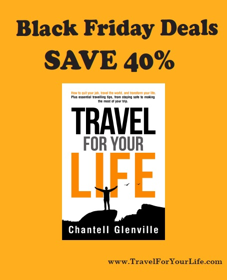 black friday deals travel for your life