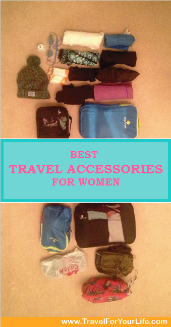 Best Travel Accessories for Women