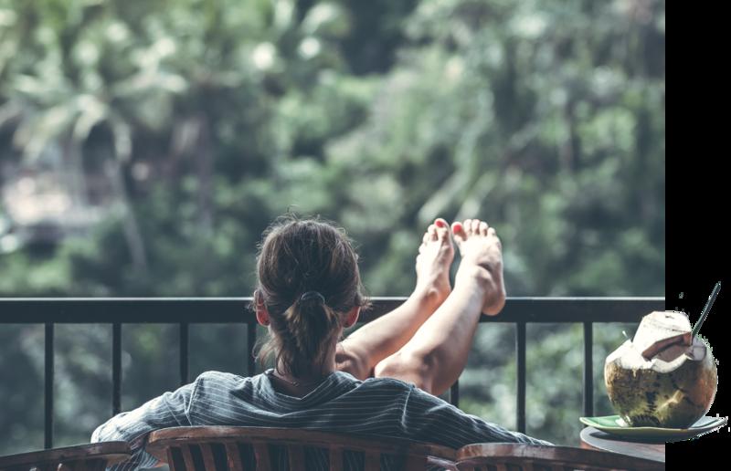 Relaxen zonder financiële zorgen