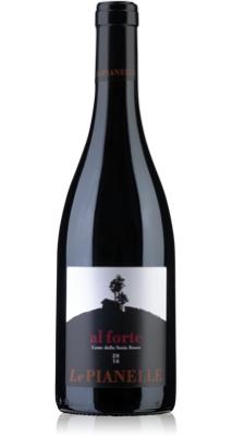 Le Pianelle Wein al Forte Nebbiolo
