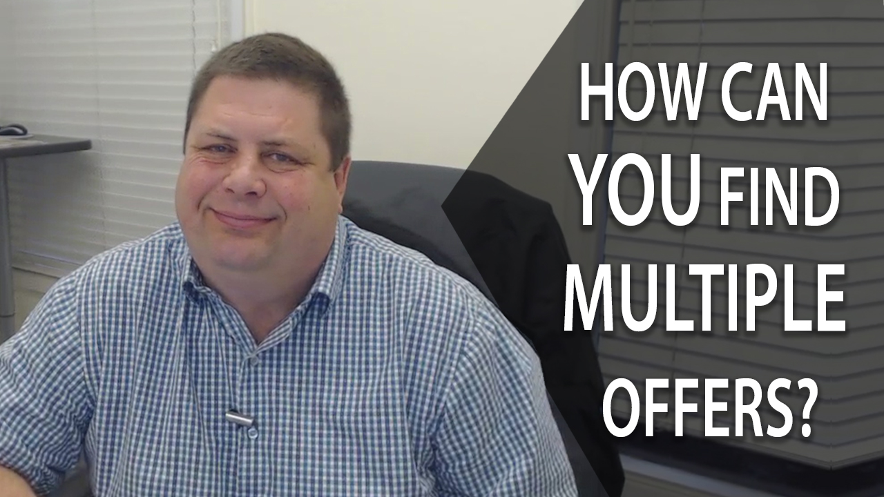 4 Ways to Get Multiple Offers