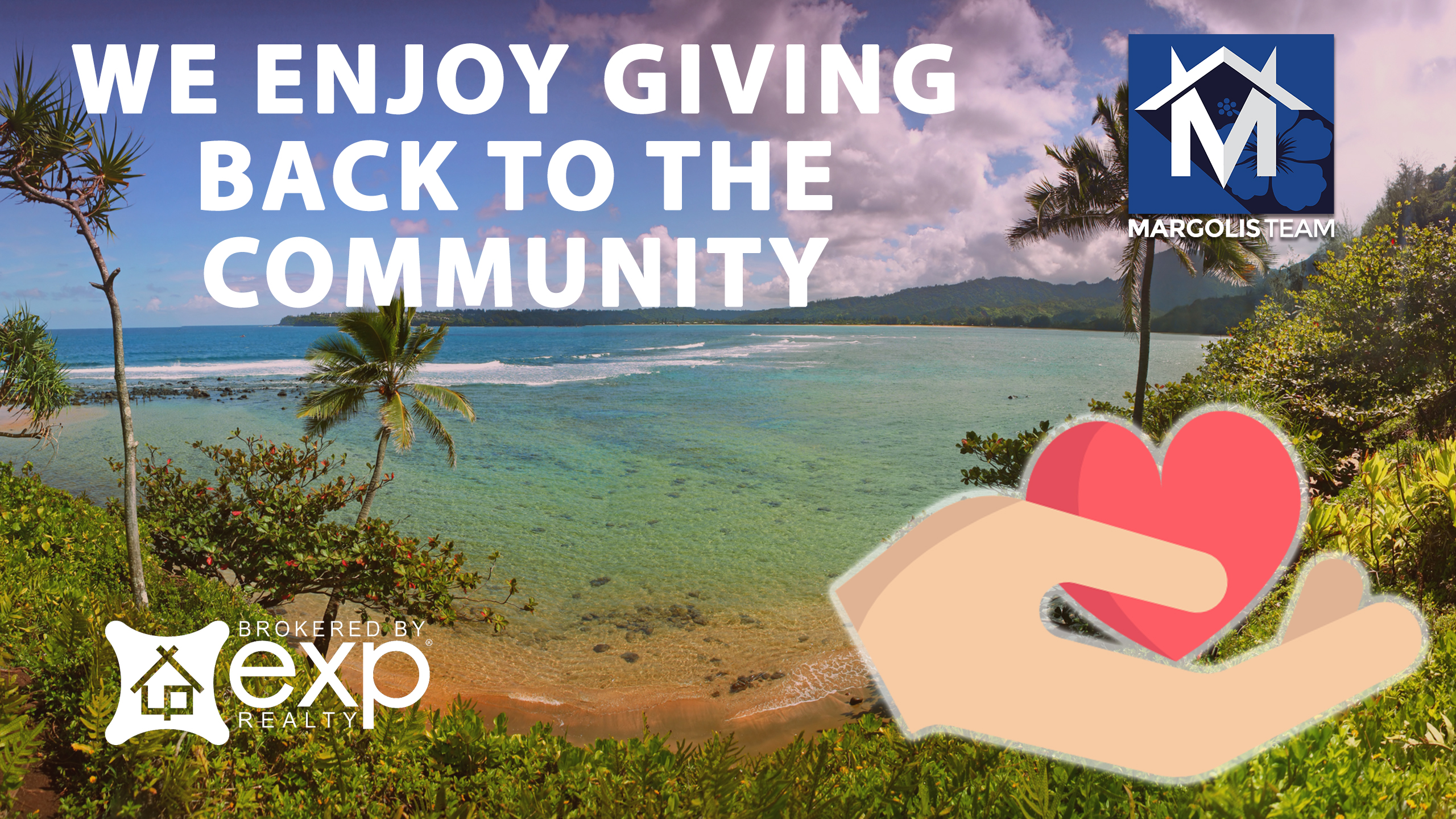 Working to Give Back to the Community of Kauai