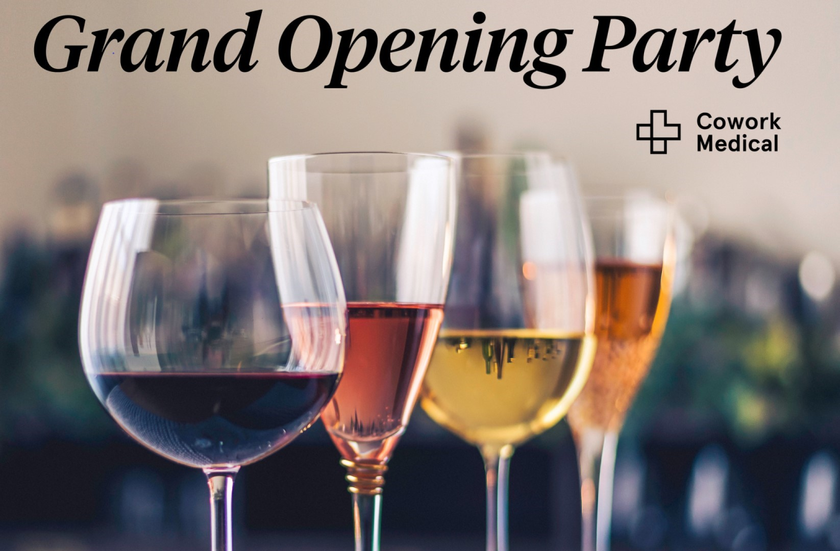 Welcome Our New Physicians | Grand Opening Party