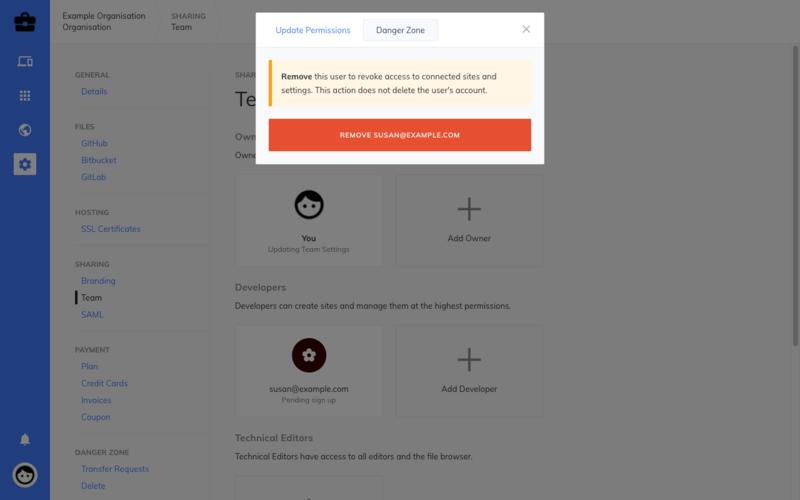 Adding a new SSL certificate