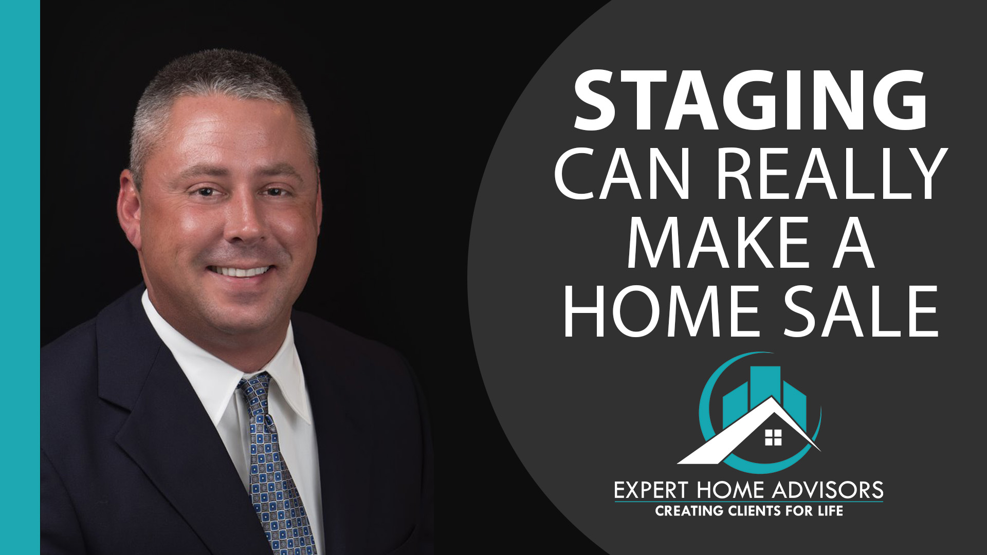 Home Sellers: Land That First Impression by Staging
