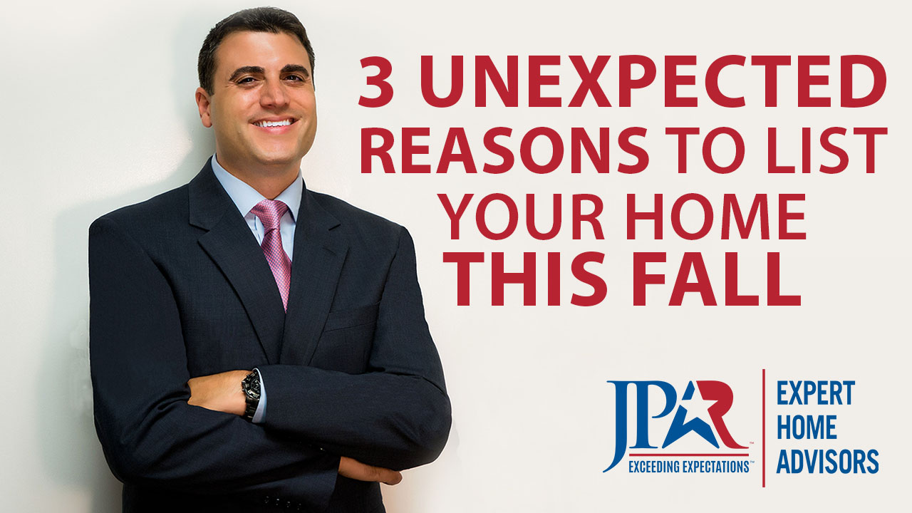 Why Should You Put Your Home on the Market This Fall?