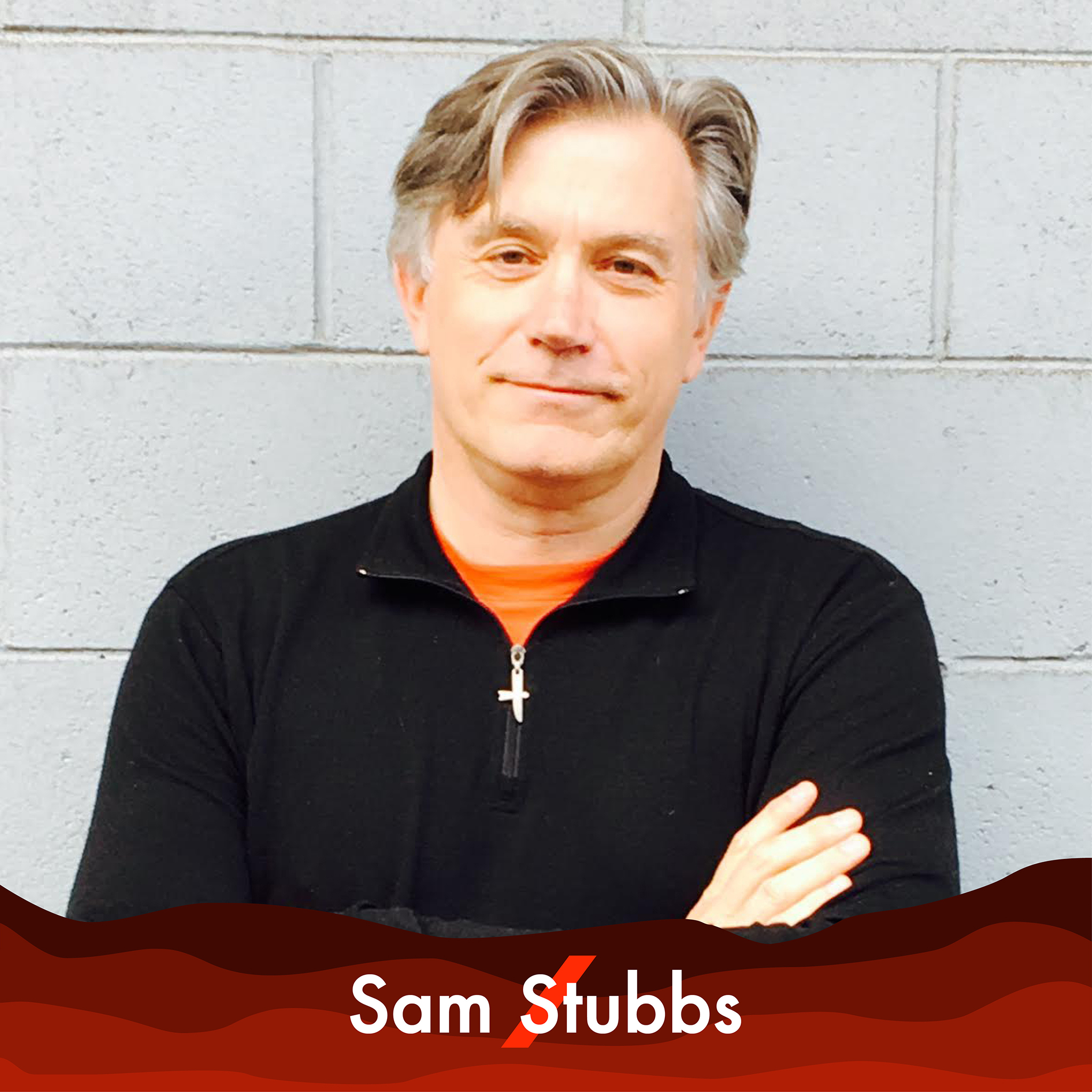 A picture of Sam Stubbs