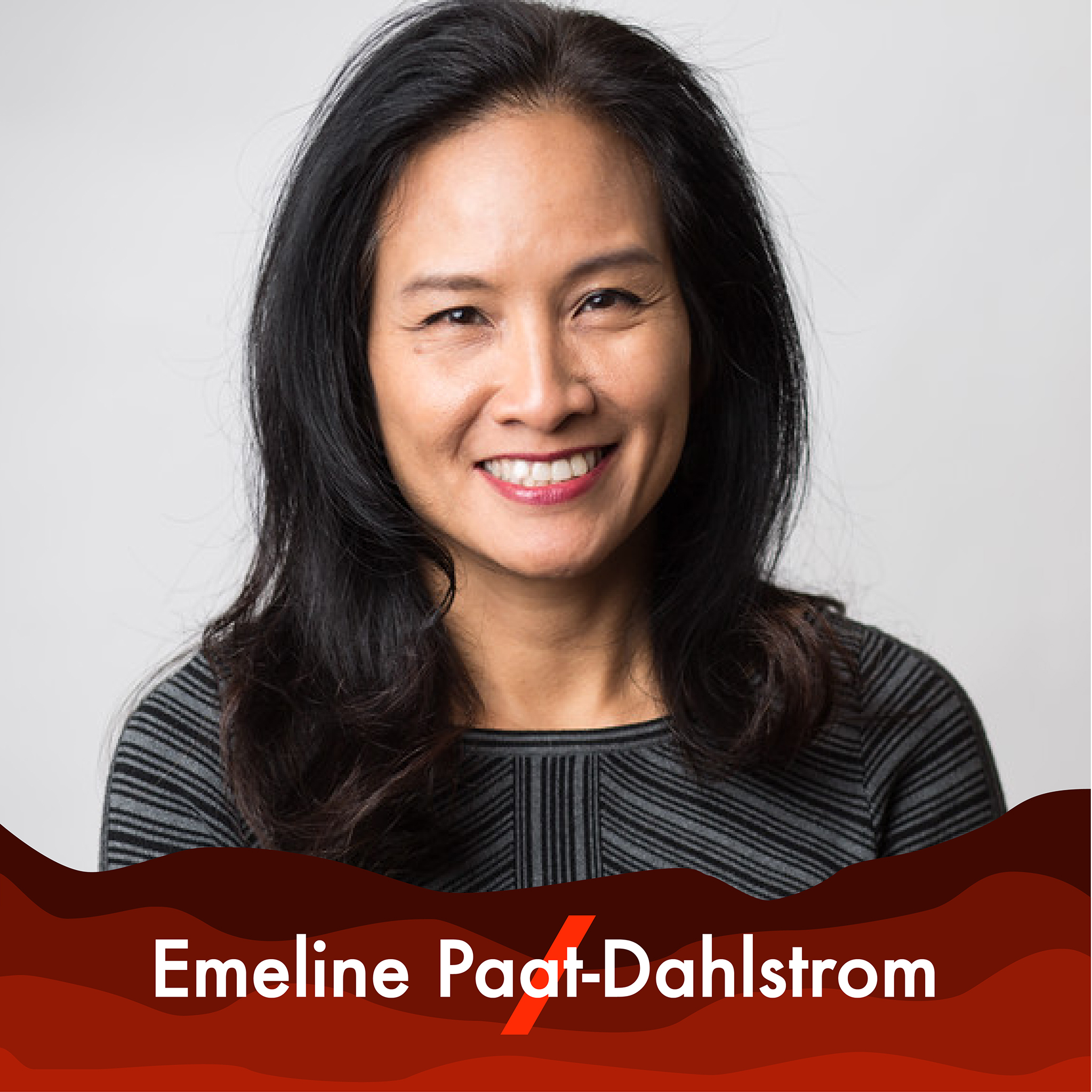 A picture of Emeline Paat-Dahlstrom