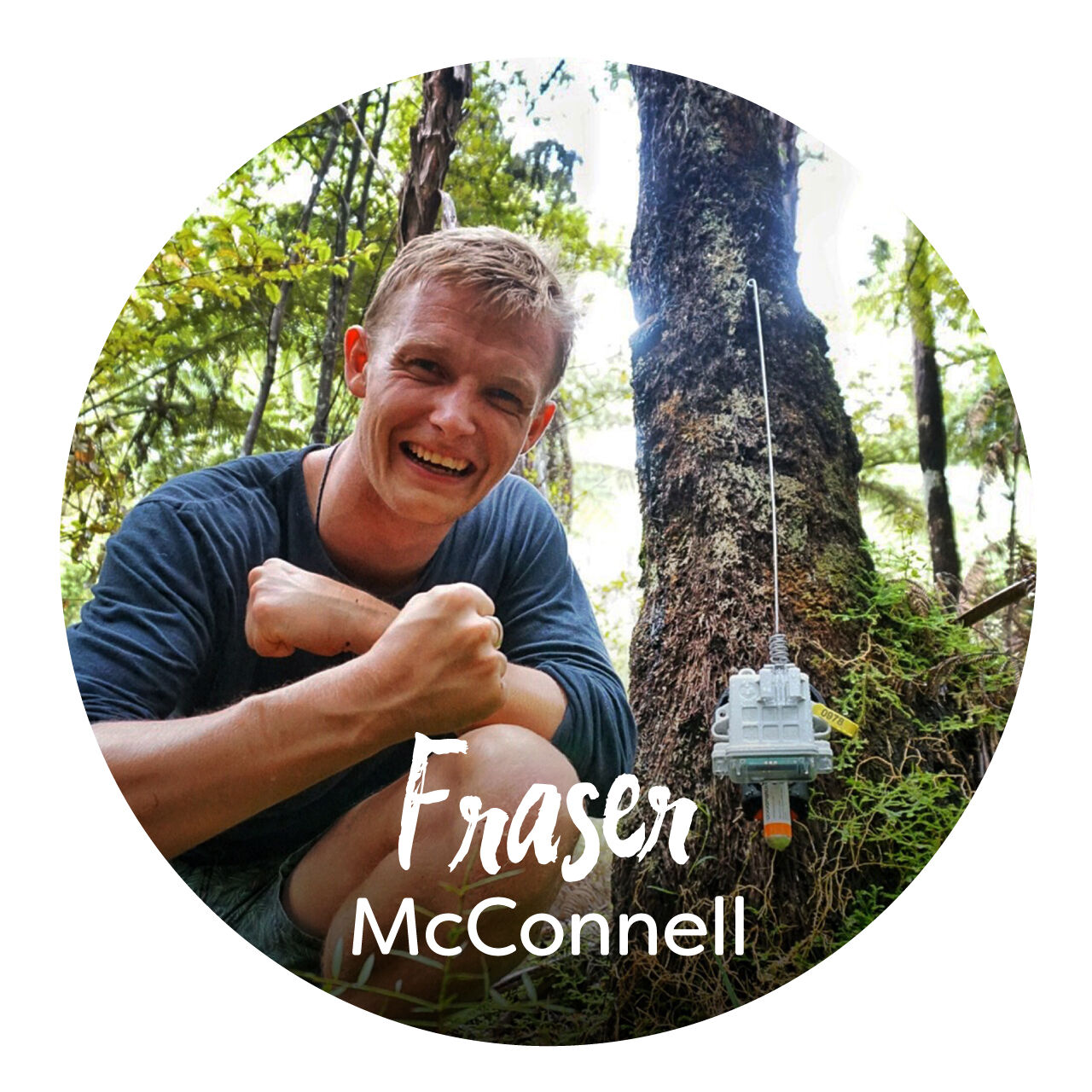 A picture of Fraser McConnell