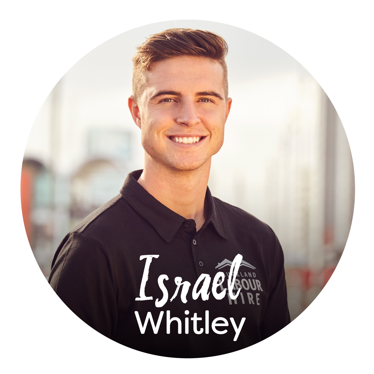 A picture of Israel 'Izzy' Whitley