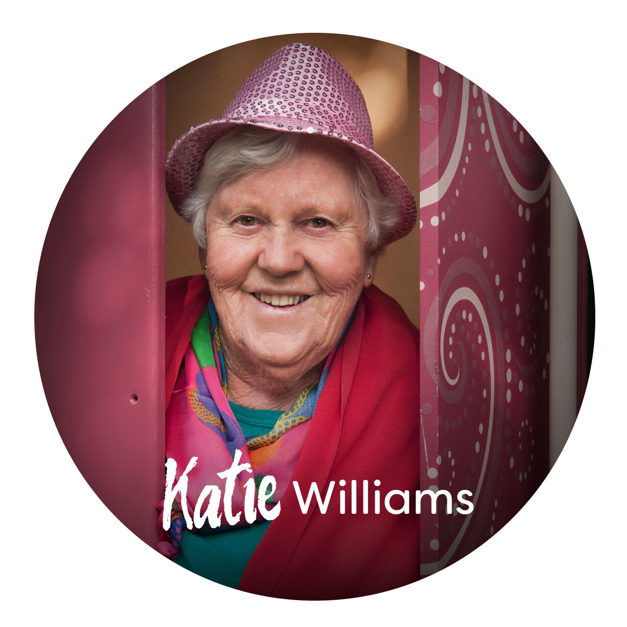 A picture of Katie Williams