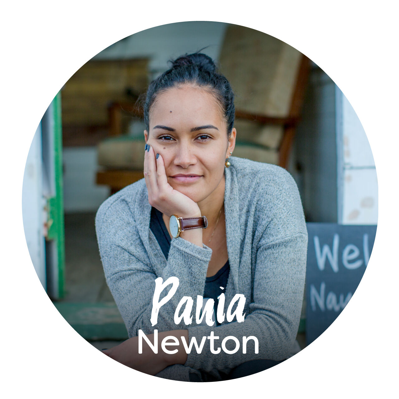 A picture of Pania Newton