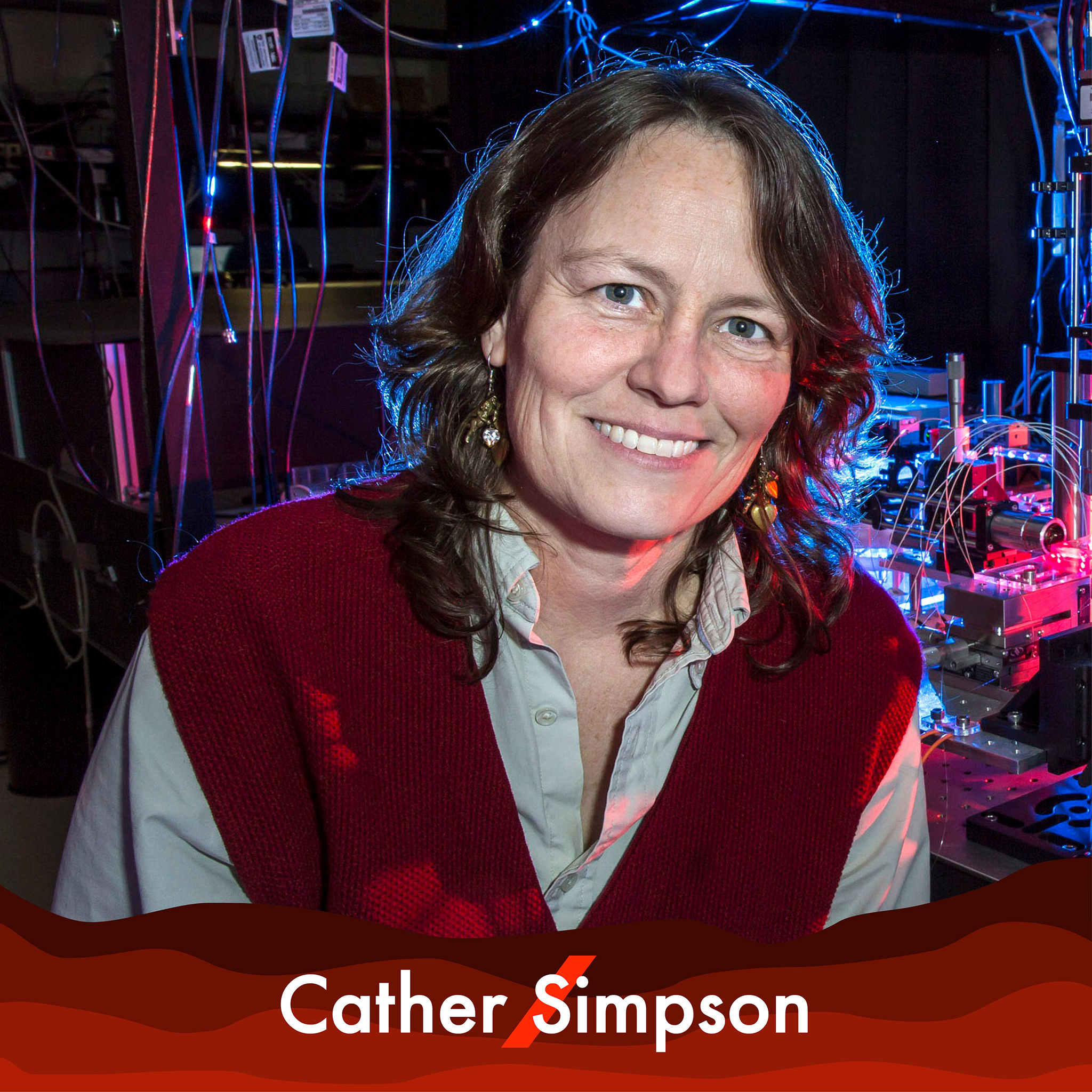 A picture of Cather Simpson