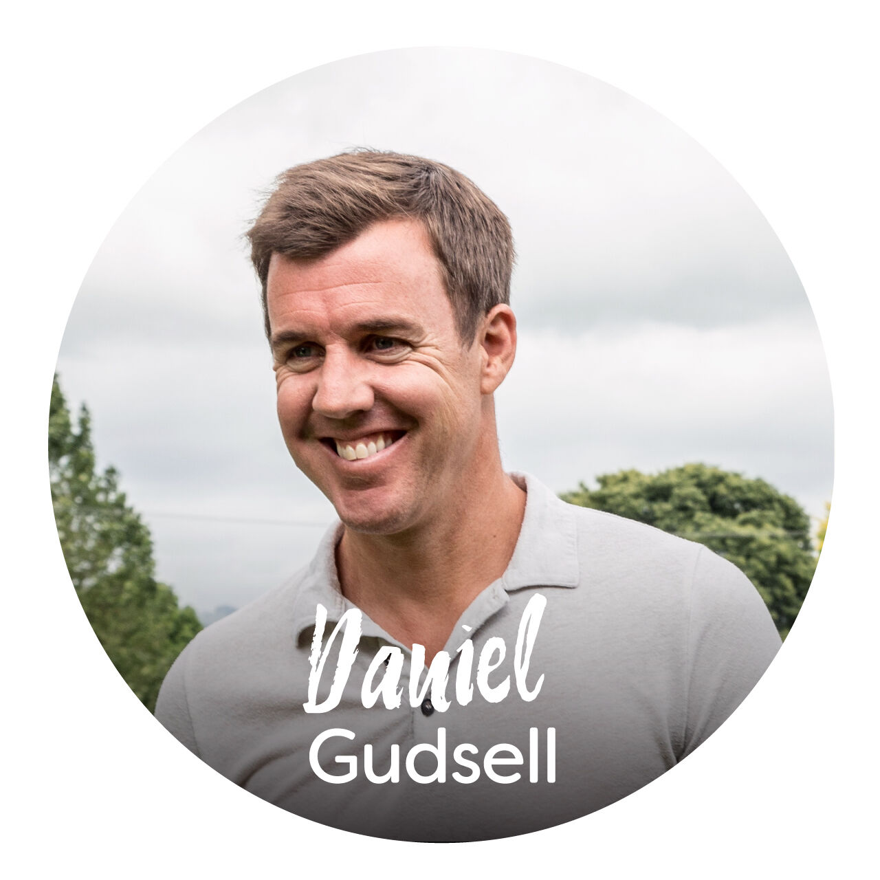 A picture of Daniel Gudsell