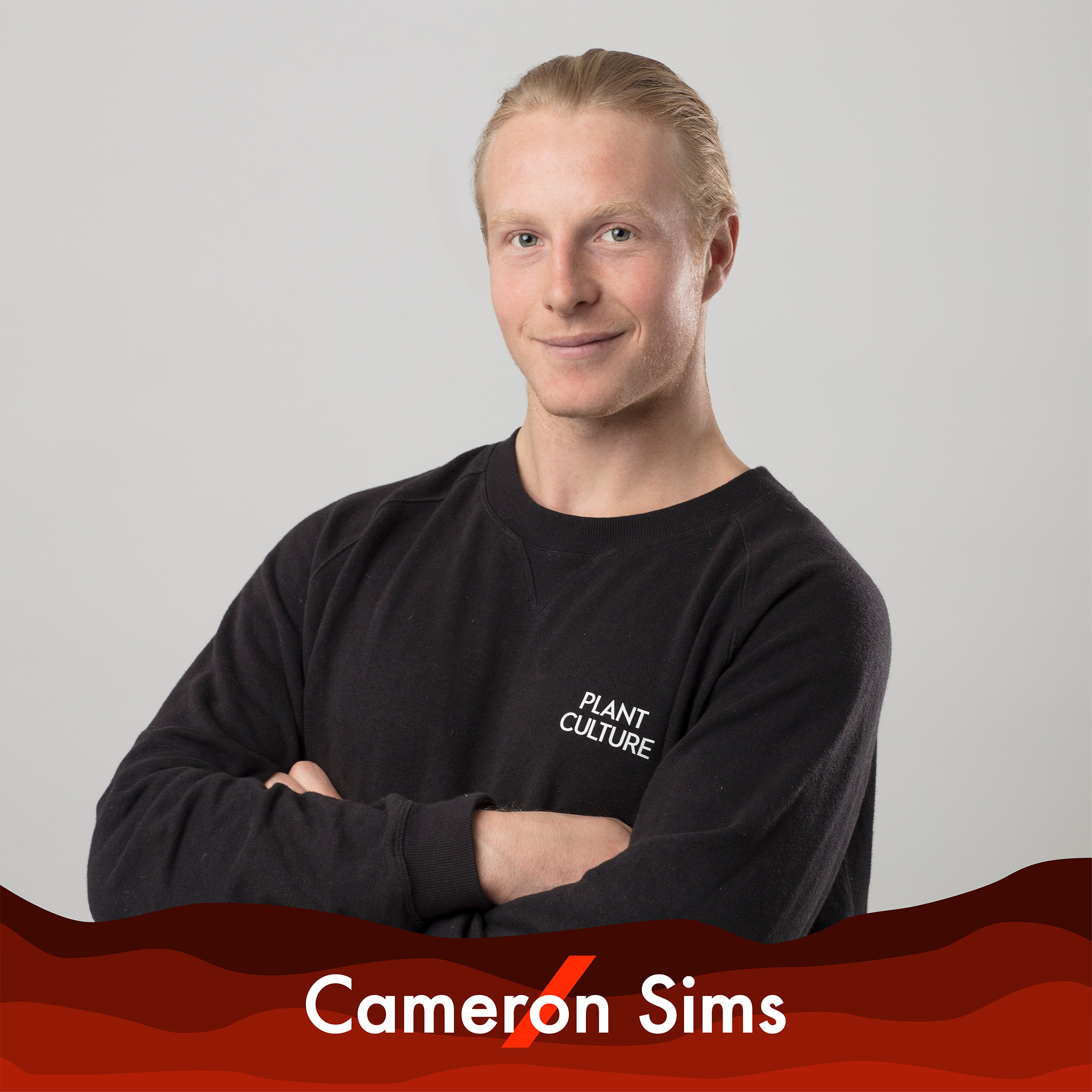 A picture of Cameron Sims