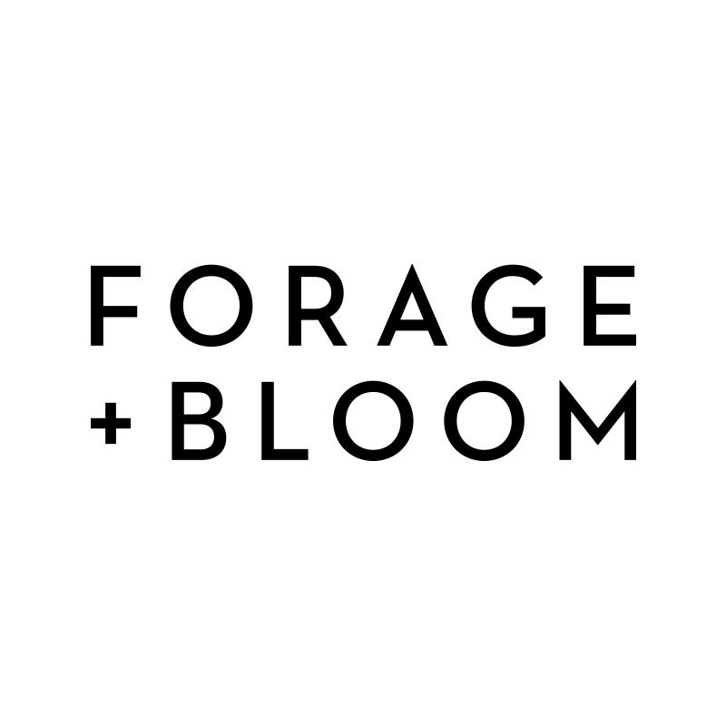 forage bloom logo
