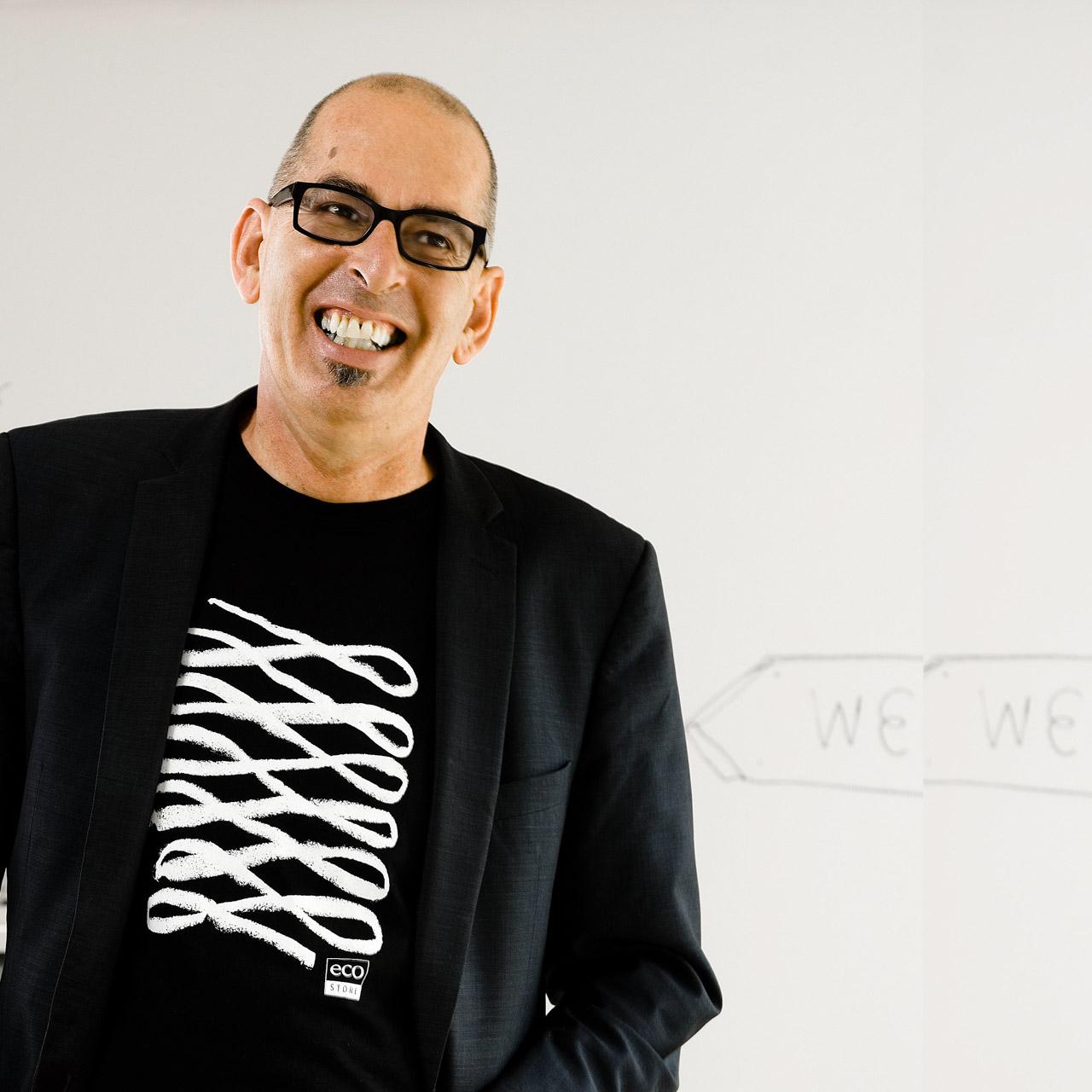 A picture of Malcolm Rands