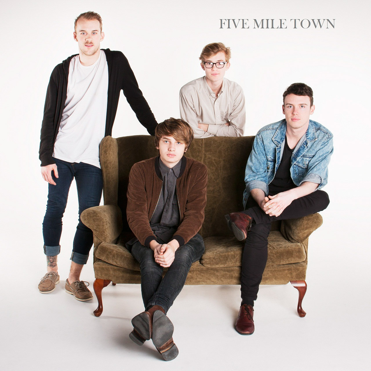 A picture of Five Mile Town