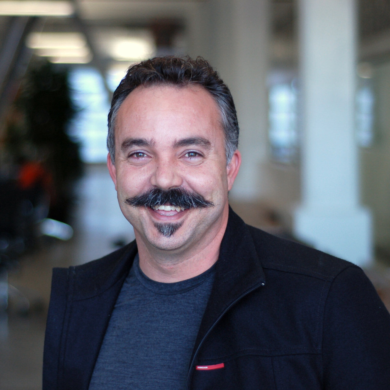 A picture of Vaughan Rowsell