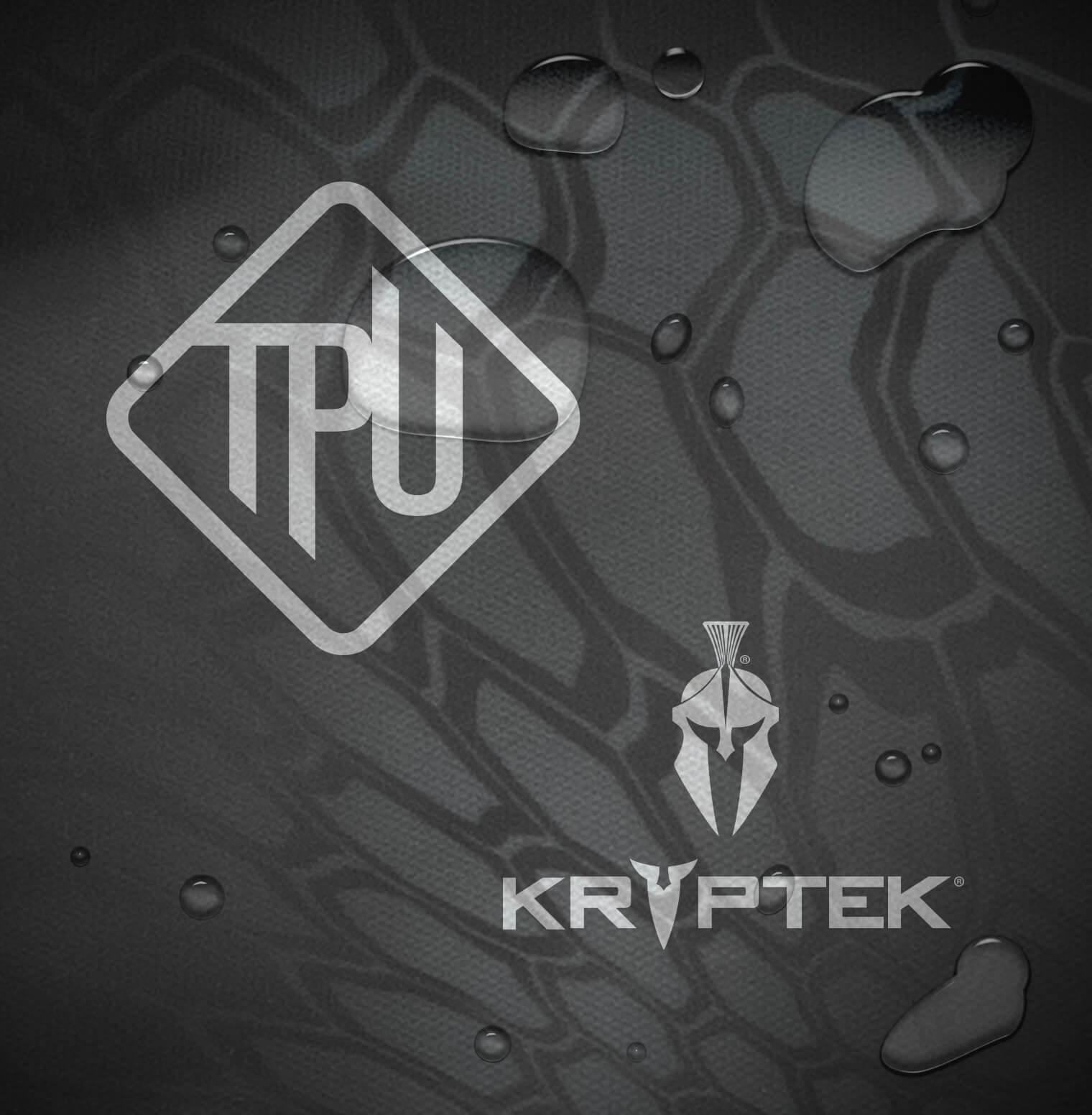 EGO Kryptek Dry Bag Tie Down Strap