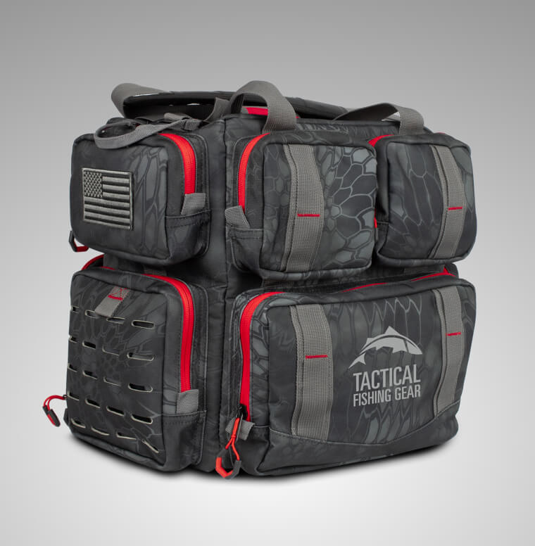 ego tackle box bag back view