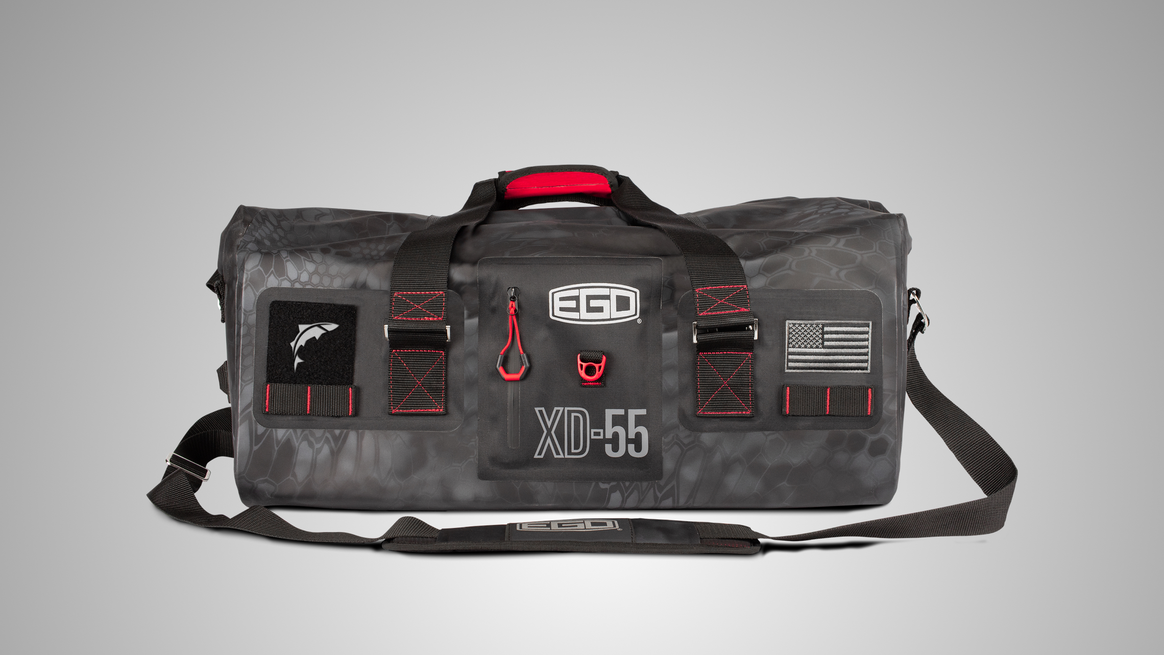EGO Fishing 55L Dry Bag