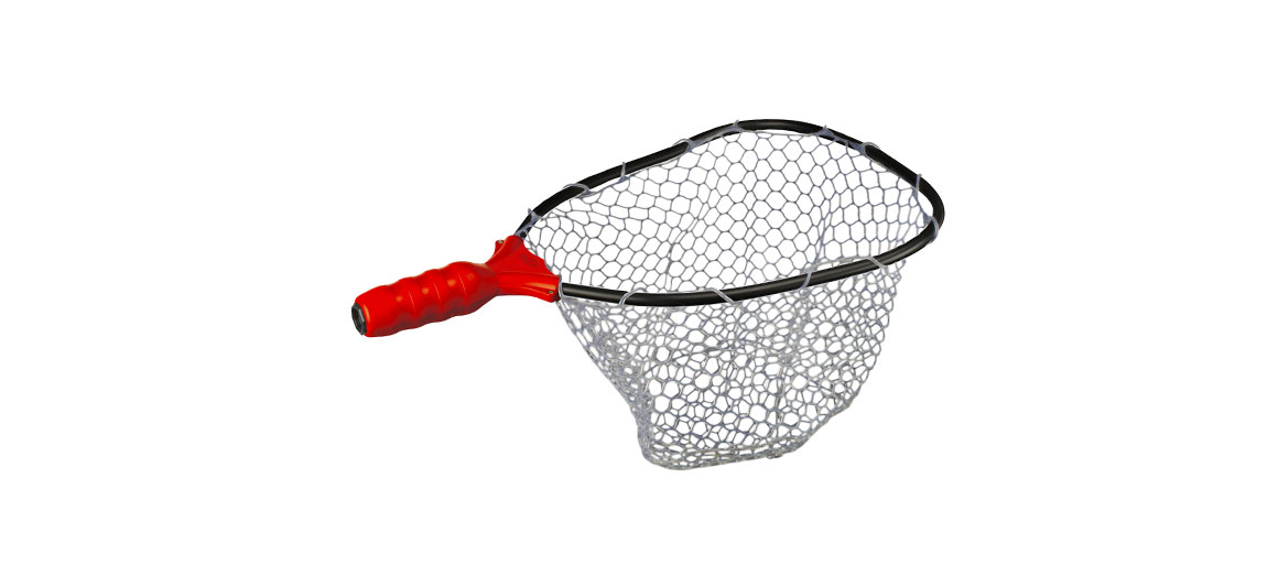 EGO Small Clear Rubber Net Head