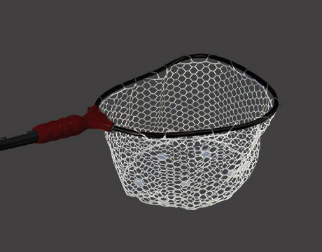 EGO Medium Clear Rubber Mesh Bag