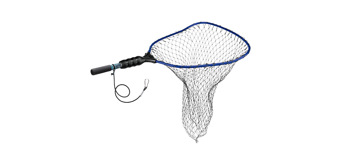 WADE KRYPTEK—LARGE RUBBER COATED NYLON NET