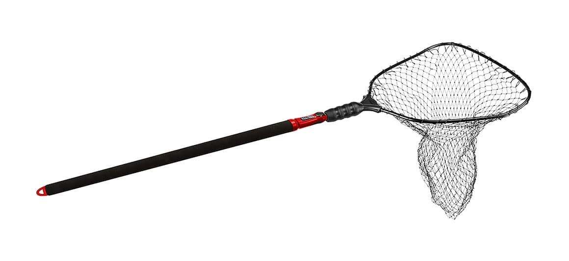 EGO S2 Slider Large 22in Rubber Coated Nylon Net