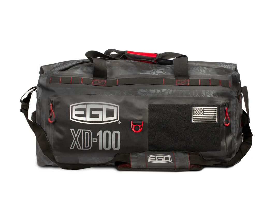 EGO 100L TACTICAL DRY GEAR BAG