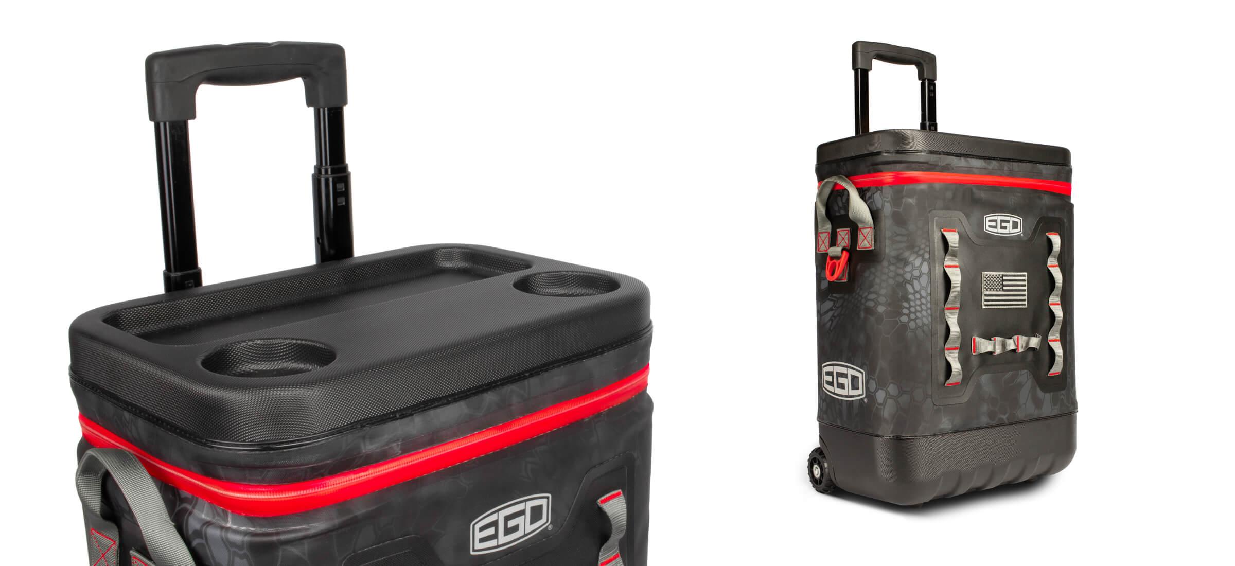 EGO Kryptek 30 Liter Roller Cooler
