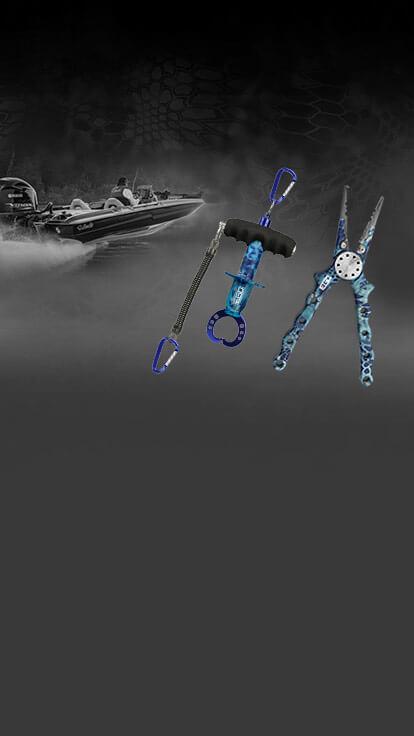EGO Kryptek Fishing Tools