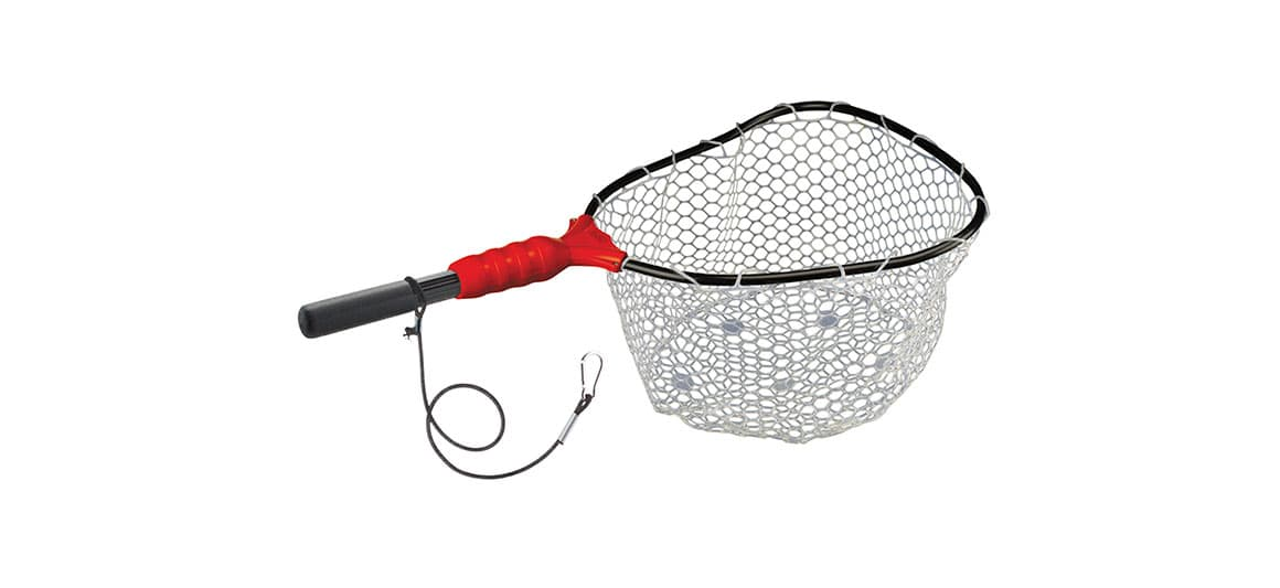 EGO WADE—MEDIUM CLEAR RUBBER NET