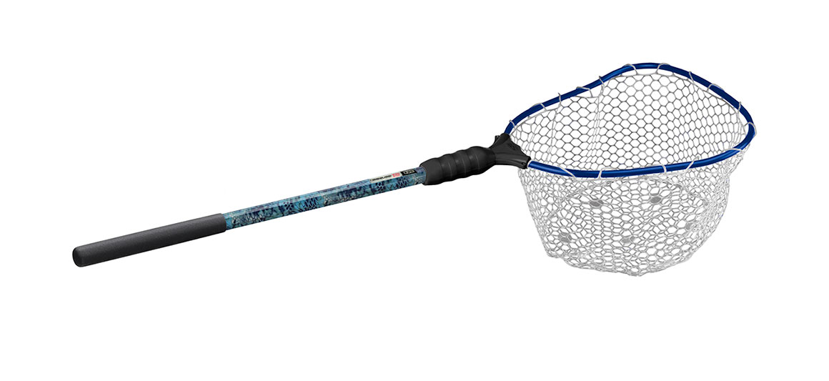 EGO S1 Genesis Kryptek Medium Clear Rubber Net