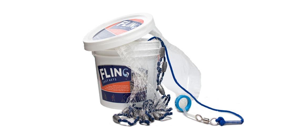 Fling Cast Net