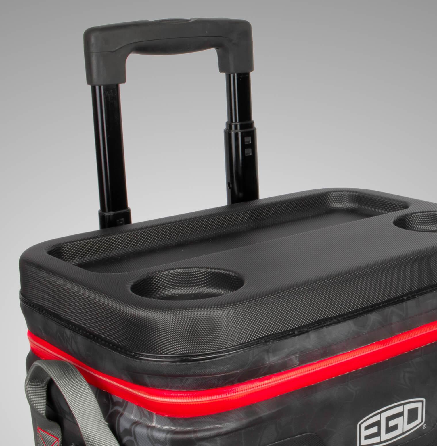 EGO Kryptek ABS Plastic Top Cooler