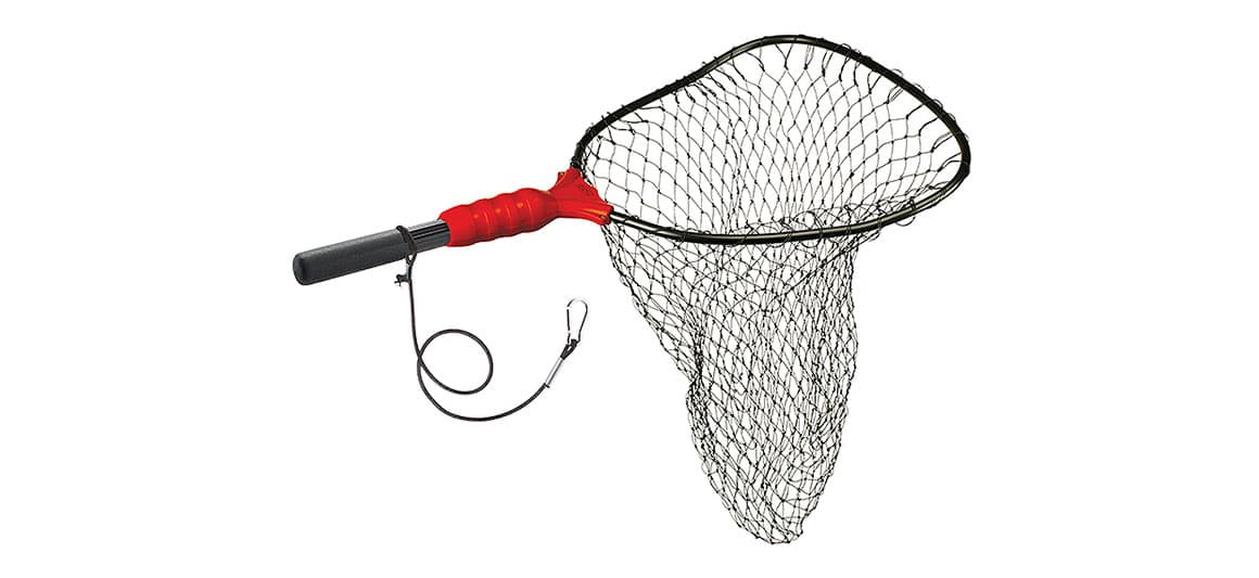 EGO WADE—MEDIUM RUBBER COATED NYLON NET