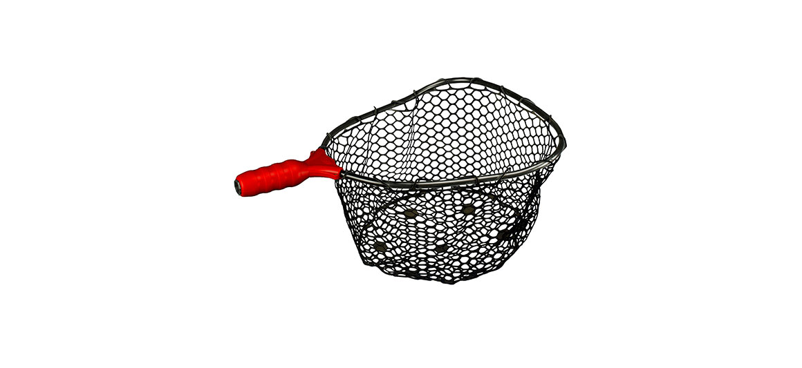 EGO MEDIUM Rubber Net