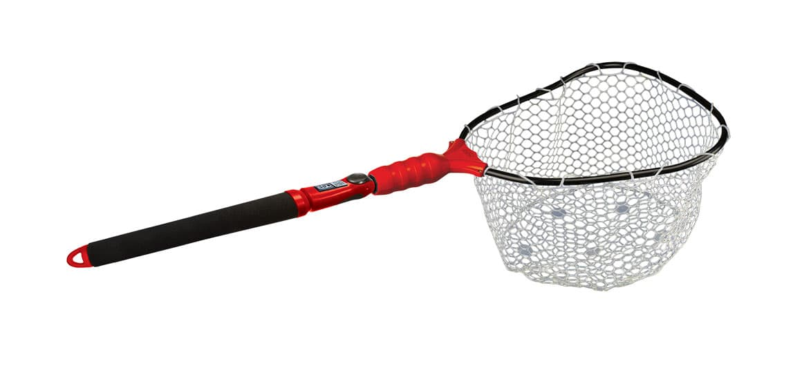 EGO S2 Slider Compact Clear Rubber Net