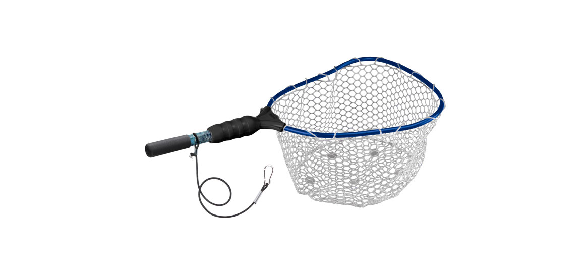 WADE KRYPTEK—MEDIUM CLEAR RUBBER NET