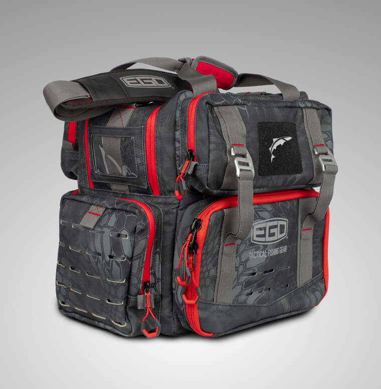 ego tackle box bag